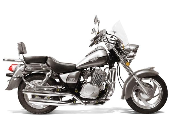 PATAGONIAN EAGLE 250 en MOTOS TERRY
