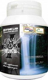 Сжигатель жира final Block, 126 зерен Fine Lab купить по низкой цене в интернет магазине