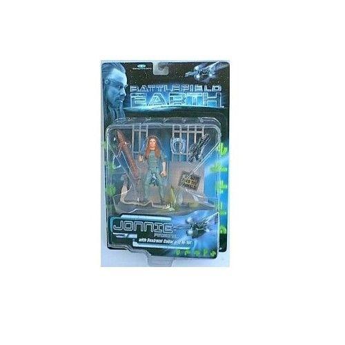 Battlefield Earth Jonnie - Prisoner Action Figure   ToyZoo.com