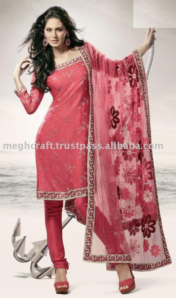 Designer Salwar Suit/Salwar Kameez/Ladies suit, View Salwar Kameez, Megh Product Details from MEGH CRAFT ENTERPRISE on Alibaba.com