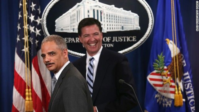Former AG Eric Holder Sends Out Ominous Midnight Tweet to 'Career FBI/DOJ Employees'