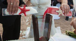 Novios y Novias: Rituales de Boda. Ritual de la Arena