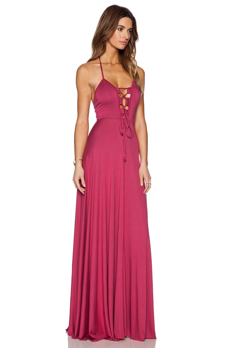 Rachel Pally Harrison Dress in Amaryllis
