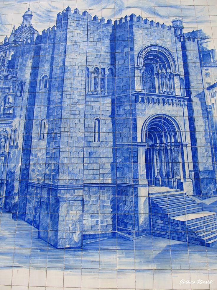 561 melhores imagens sobre azulejos de portugal no for Azulejos de portugal