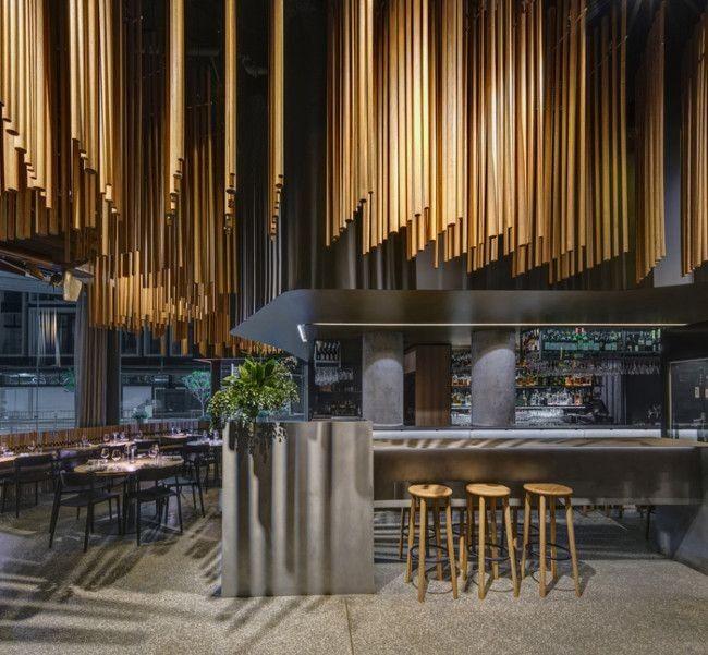 The Australian restaurants shortlisted for an international design award - Vogue Living