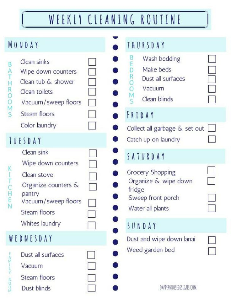 Best 25+ Weekly beauty routine checklist ideas on Pinterest - weekly checklist