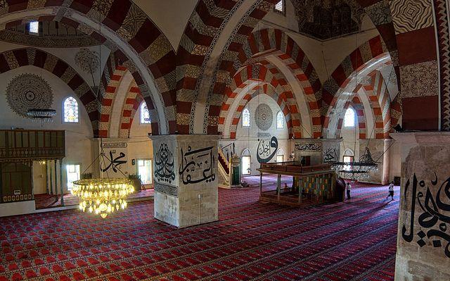 Eski Cami (Old Mosque) - Edirne Turkey | Flickr - Photo Sharing!