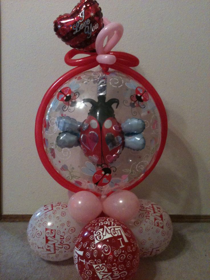 1000 Images About Balloon Valentine Figures Decorations
