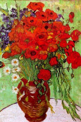 Натюрморт Ван Гога : Мир искусства