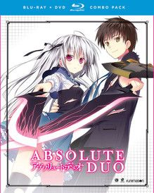 Absolute Duo BD+DVD