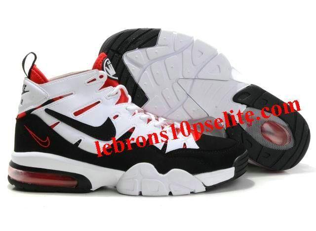 Nike Air Foamposite Shoes Nike Air Trainer Max 2 94 White Black Varsity Red  [Nike Air Trainer Max 2 94 - Nike Air Trainer Max 2 94 White Black Varsity  Red ...