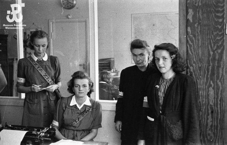 Zdjęcie z Fototeki Muzeum Powstania Warszawskiego