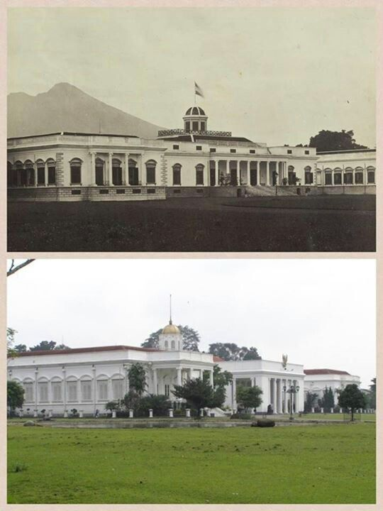 Istana Bogor, previously named Buitenzorg, was the house of Dutch East Indies' Governor-Generals. After Indonesia's independence, it was officially announced to be a presidential residence and is now open to the public.