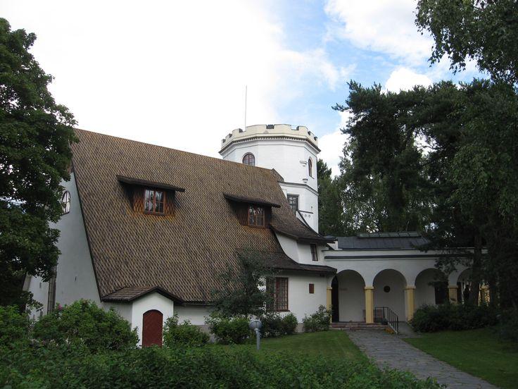 Tarvaspää, Gallen-Kallela Museum in Espoo, Finland