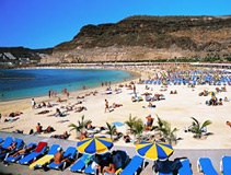 Beach Puerto Rico Gran Canaria