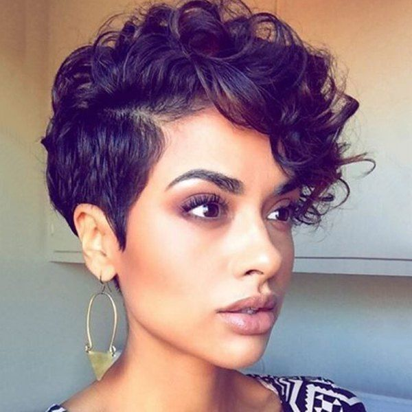 25 Short Curly Hairstyles For Women Best Curly Hair Cuts Latest
