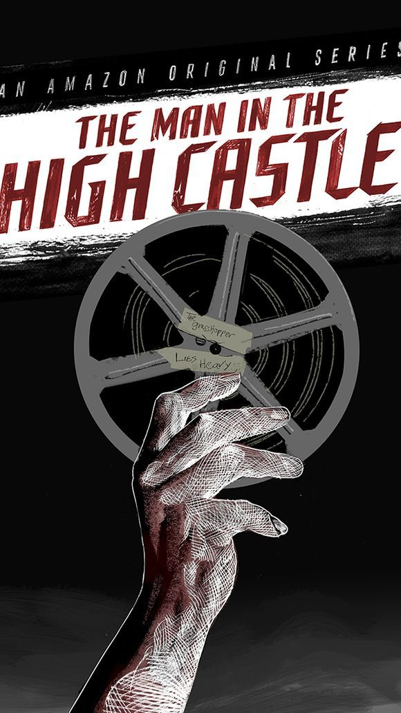I am SO happy with this show!! One of the best things I discovered this year!! (The Man in the High Castle - 2015)
