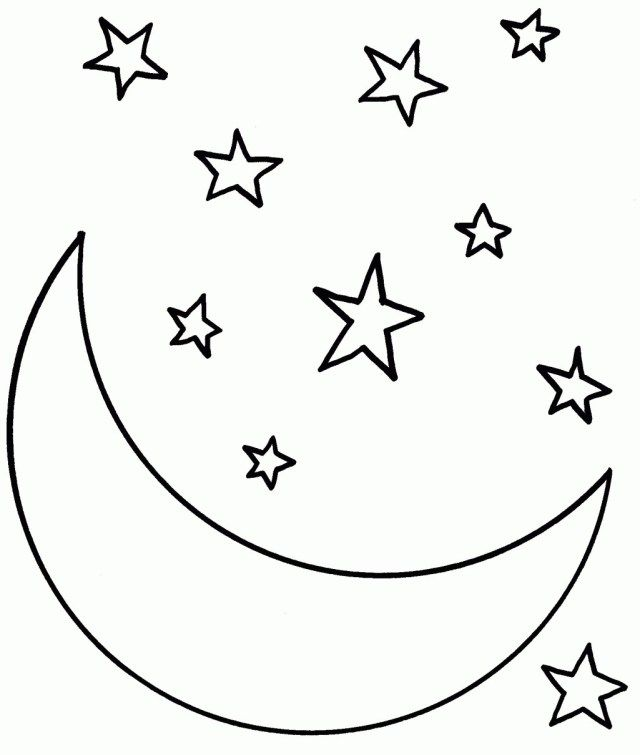 Exclusive Image Of Coloring Pages For 3 Year Olds Entitlementtrap Com Moon Coloring Pages Star Coloring Pages Sun Coloring Pages