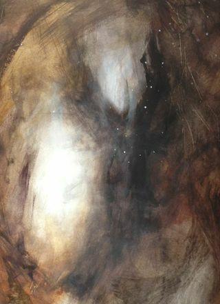 Constellation #artleanda #art #abstract #acrylic #painting