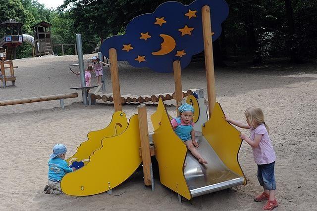 Dormagen: Tannenbusch: Ein neuer Spielplatz für alle