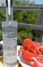 Cold River Maine Potato Vodka - $33 at local store
