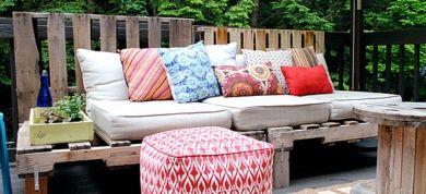 Pallet furniture ideas.... The best al over!!!! Eleanna.kapokaki Interior.architect