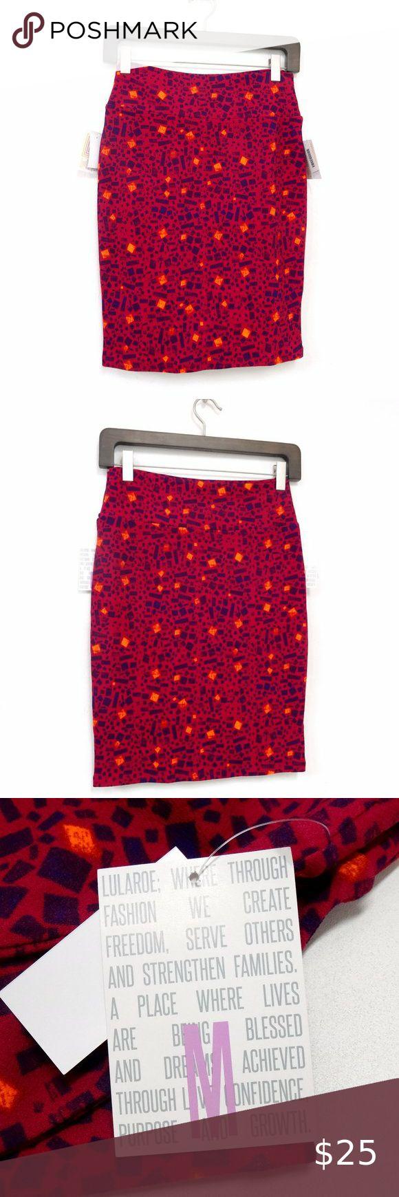 Lularoe Cassie Knee-High Pencil Skirt in 2020 | Lularoe ...