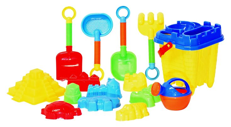 JustForKids Beach Toy Set, Summer Beach Fun Activity, Castle Bucket Sand Mold 16 Piece Set, Play Kit for Kids With Heavy Duty Reusable Mesh Bag. ✓Sandbox Toys and Beach Toys for Fun Activities: Build sand castles. Great opportunity to learn and adopt creative skills while playing. Through Sandbox toys and beach is learning and playing go hand-in-hand. The beach toy set includes 16 pieces of plastic sand toys to let your kids enjoy a great day at the beach. ✓1 pyramid mold and 1 castle…