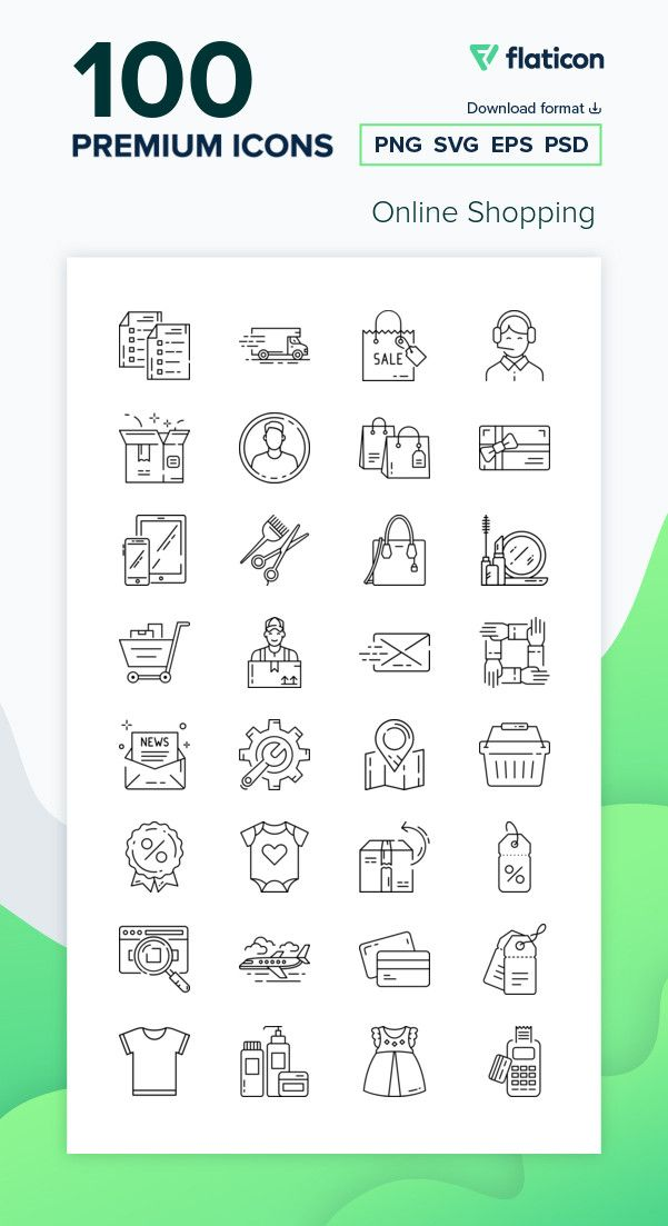 100 Premium Vector Icons Of Online Shopping Designed By Istar Design Bureau Icon Icon Design Online Shop Design