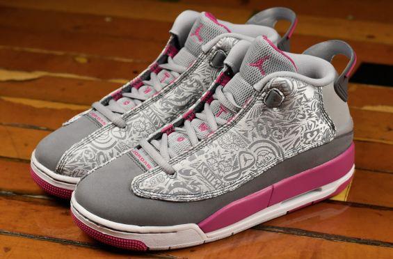http://SneakersCartel.com The Air Jordan Dub Zero GS Vivid Pink Debuts Next Week #sneakers #shoes #kicks #jordan #lebron #nba #nike #adidas #reebok #airjordan #sneakerhead #fashion #sneakerscartel