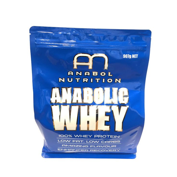 Anabol Nutrition Anabolic Whey - Second To None Nutrition