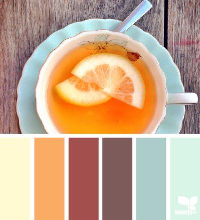 Los colores de Design seeds | Kireei, cosas bellas