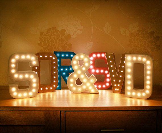 13 besten leuchtschriften bilder auf pinterest. Black Bedroom Furniture Sets. Home Design Ideas
