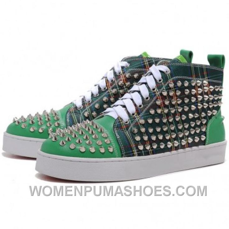 http://www.womenpumashoes.com/christian-louboutin-mans-sneakers-sticher-leather-canvas-green-lastest-g6rzw.html CHRISTIAN LOUBOUTIN MANS SNEAKERS STICHER LEATHER CANVAS GREEN LASTEST G6RZW Only $139.00 , Free Shipping!