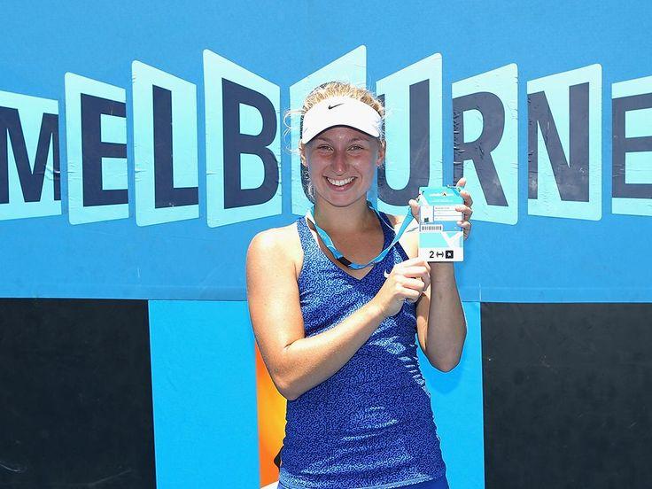 News: Daria Gavrilova scores Australian Open 2015 wildcard http://ow.ly/GemUF #AOPlayoff