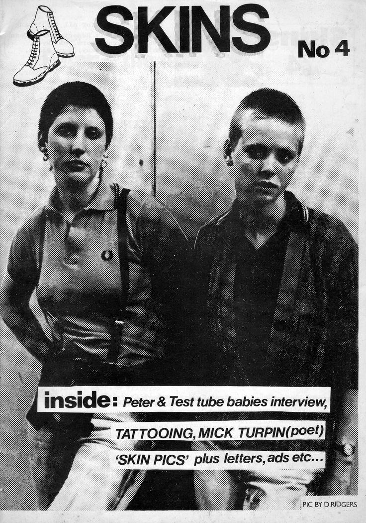 Do wglądu: Największe Archiwum dotyczące skinheadów | VICE | Polska