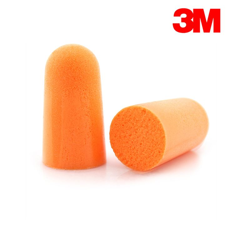 5pairs/lot Foam Soft ear protector earplugs noise reduction hearing protection ear plugs for noise sleep ear protect #men, #hats, #watches, #belts, #fashion