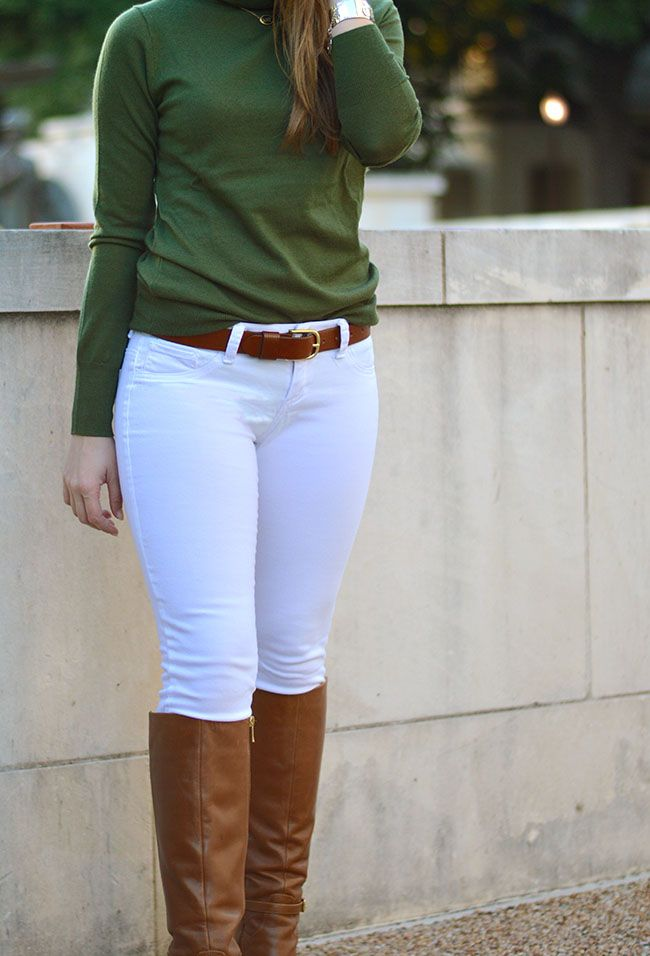 preppy equestrian style