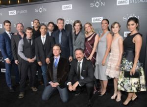 Sean Stone, Acting program alum, landed the role as Louis in AMC's first season of The Son