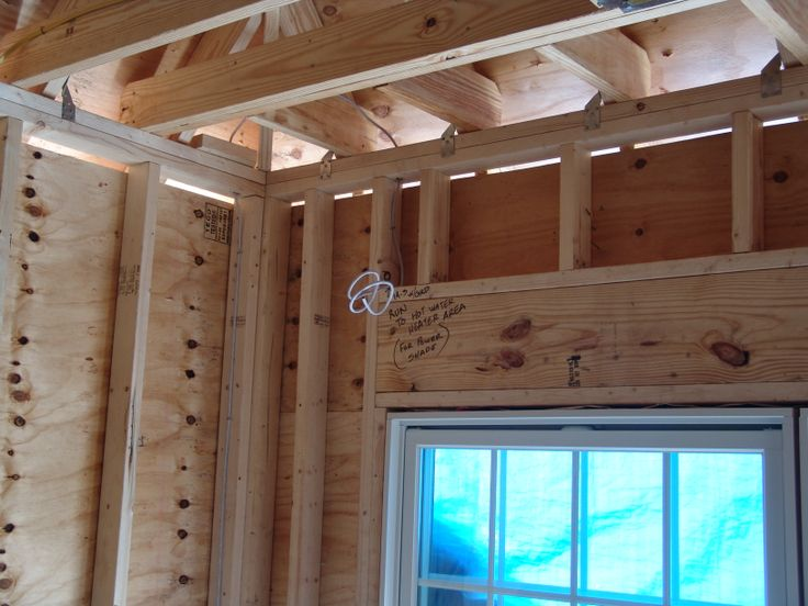 21 Best Images About Wall Framing On Pinterest House And