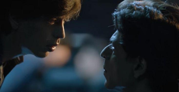Shah Rukh Khan arrested!