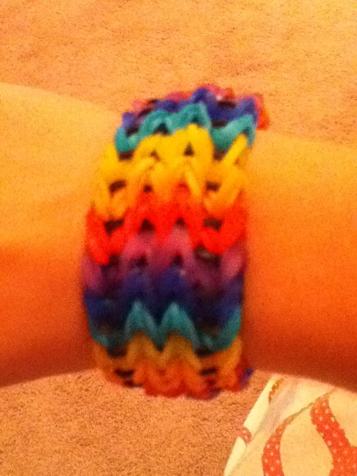 36 best images about Rainbow loom on Pinterest | Loom ...