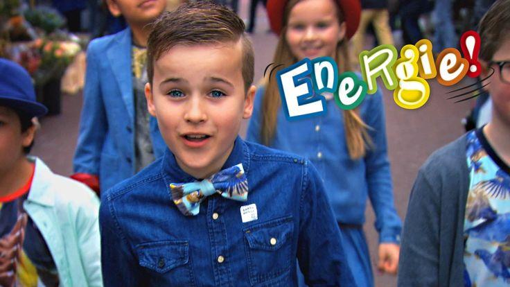 Kinderen voor Kinderen - Energie (Officiële videoclip Koningsspelen 2015)