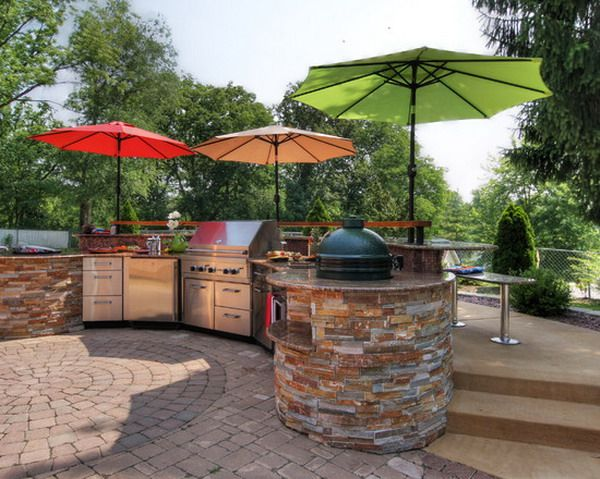 54 Best Outdoor Kitchens Images On Pinterest Outdoor Cooking Outdoor Kitchens And Outdoor Spaces