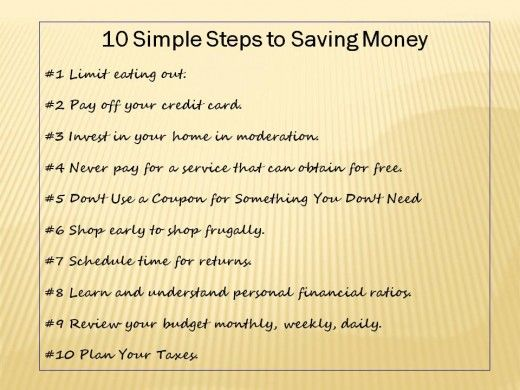 18 tips to save money Learn how to save money fast with these tips we show you how to change your money habits and save $1,000 in just one month.