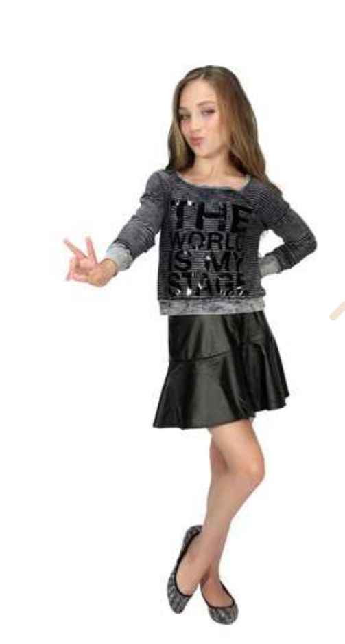 22 best Maddie and Mackenzie clothing line images on Pinterest | Mackenzie ziegler Maddie and ...