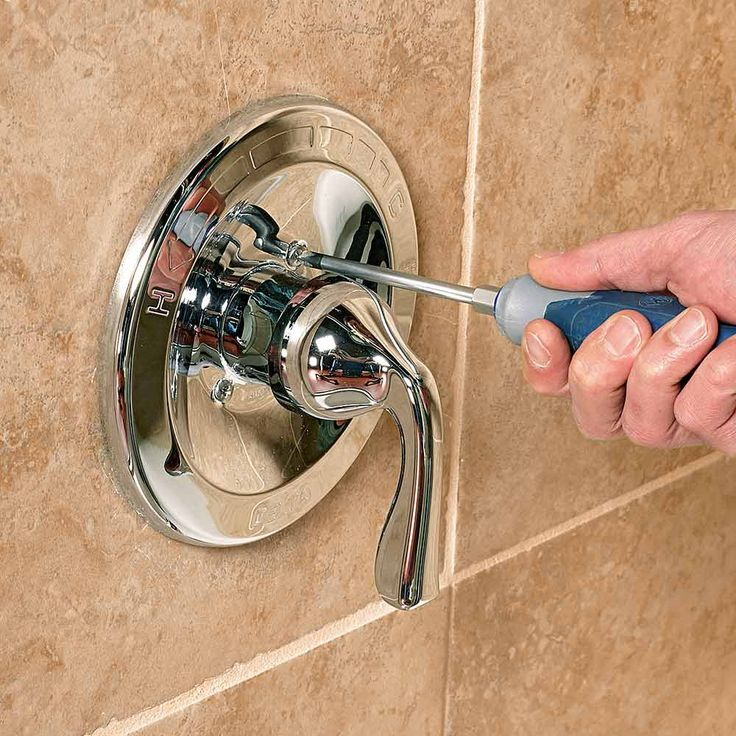 Install a New Tub and Shower Trim Kit- Quick Home Upgrades That Deliver Big Results