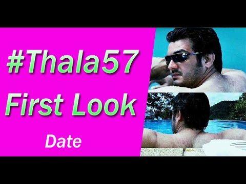 Thala 57 First Look to be released on Diwali | AK 57 | Latest Tamil Cinema News | PluzMedia - YouTube