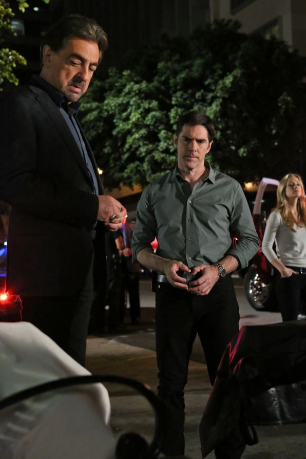 Criminal Minds Photos: The Replicator Episode 24 in Season 8 on CBS.com