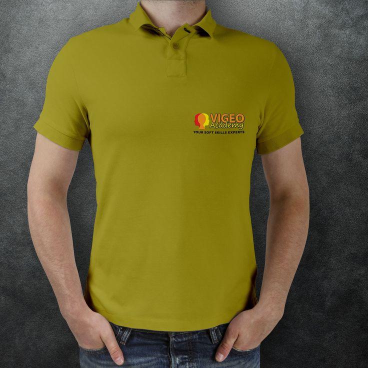 Pique Polo Shirt - Olive
